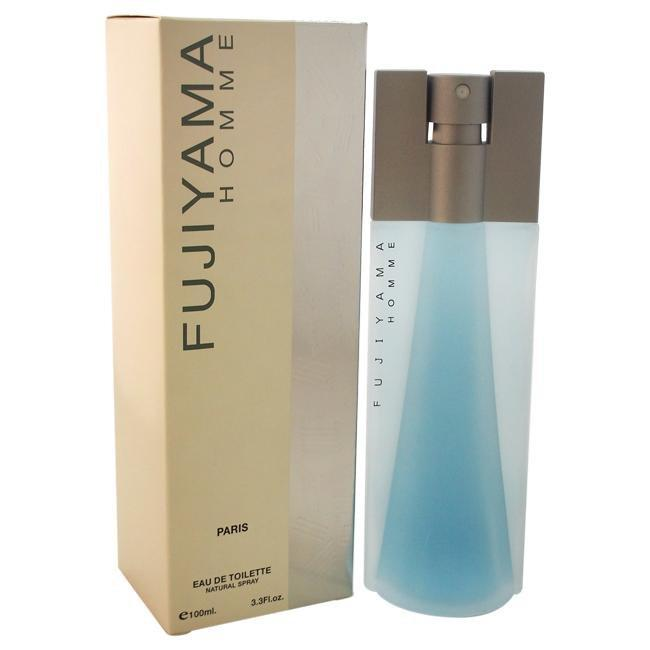Fujiyama by Succes De Paris for Men - Eau de Toilette - EDT/S