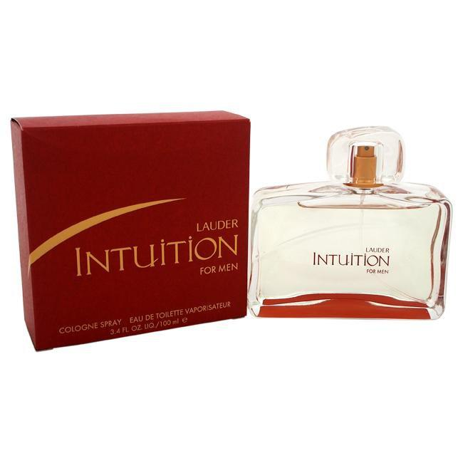 INTUITION BY ESTEE LAUDER FOR MEN -  COLOGNE SPRAY