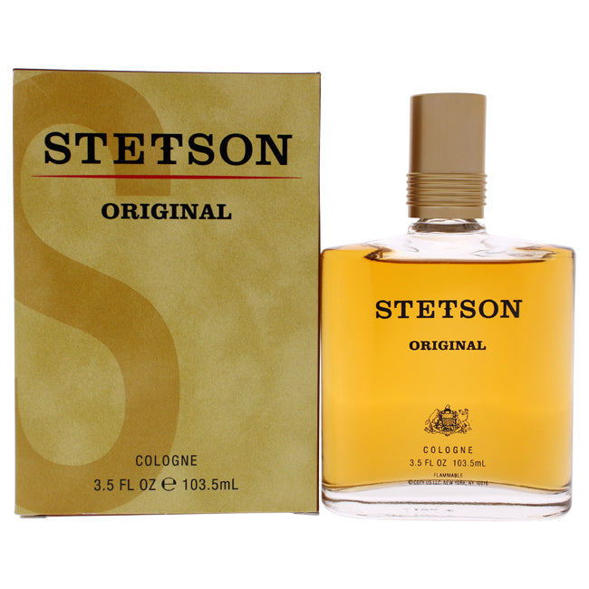 Stetson by Coty for Men -  Cologne Splash