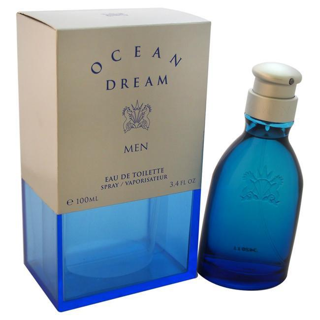 OCEAN DREAM BY GIORGIO BEVERLY HILLS FOR MEN -  Eau De Toilette SPRAY