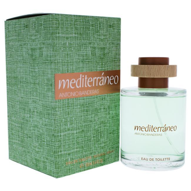 Mediterraneo by Antonio Banderas for Men -  Eau de Toilette Spray