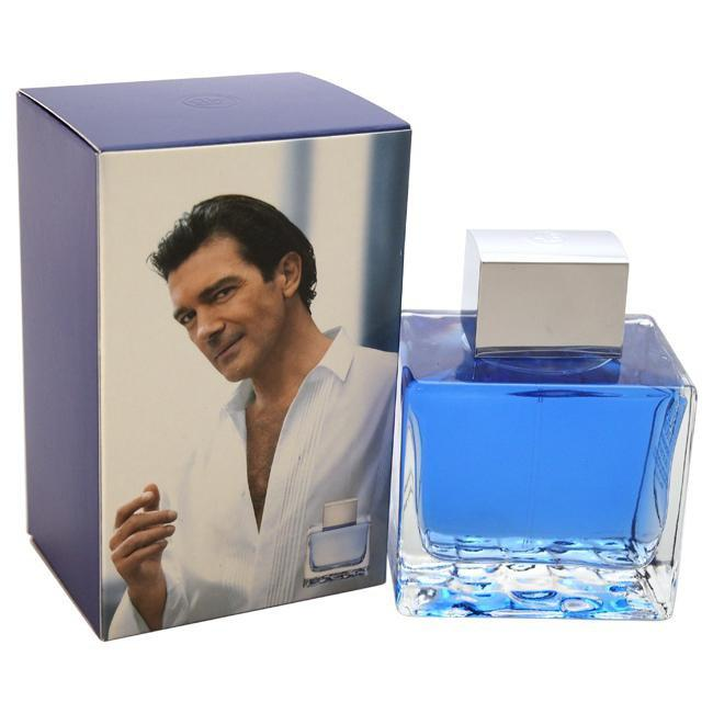 BLUE SEDUCTION BY ANTONIO BANDERAS FOR MEN -  Eau De Toilette SPRAY