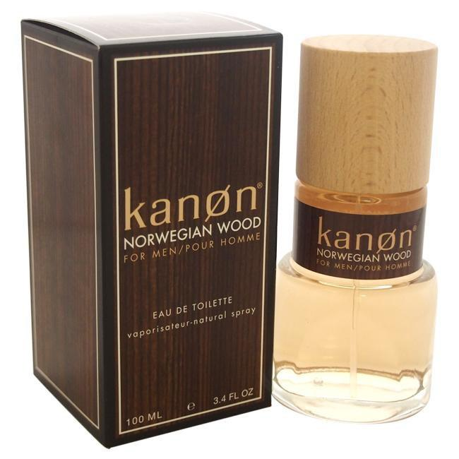 KANON NORWEGIAN WOOD BY KANON FOR MEN -  Eau De Toilette SPRAY