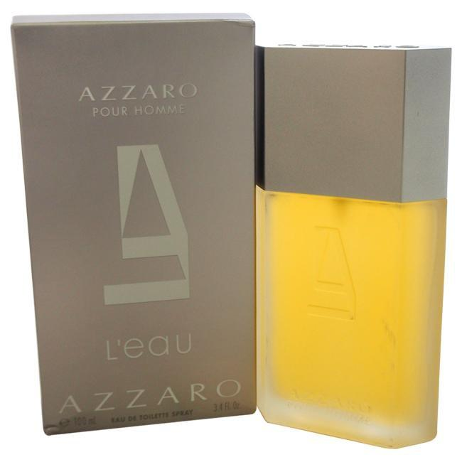 AZZARO LEAU BY LORIS AZZARO FOR MEN -  Eau De Toilette SPRAY