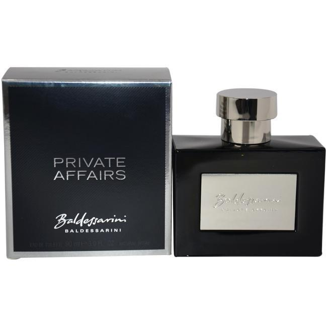 Baldessarini  Private Affairs For Men By Hugo Boss Eau De Toilette Spray