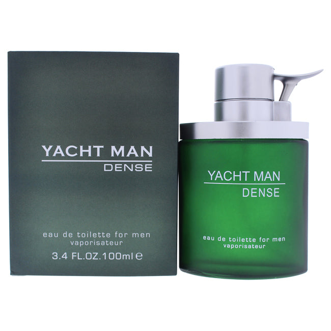 Yacht Man Dense by Myrurgia for Men - EDT Spray