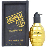 ARSENAL GOLD BY GILLES CANTUEL FOR MEN -  Eau De Parfum SPRAY