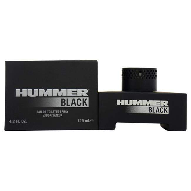 HUMMER BLACK BY HUMMER FOR MEN -  Eau De Toilette SPRAY