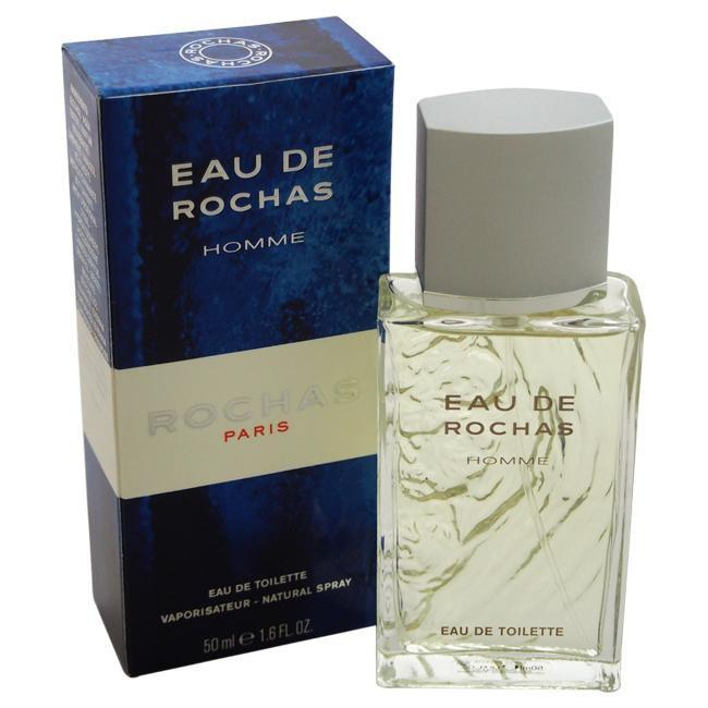 EAU DE ROCHAS BY ROCHAS FOR MEN -  Eau De Toilette SPRAY