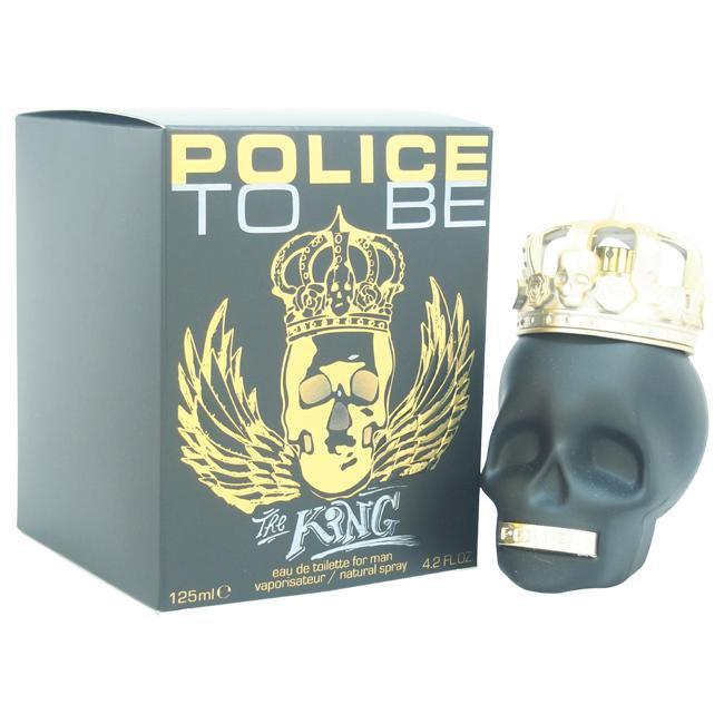 POLICE TO BE THE KING BY POLICE FOR MEN -  Eau De Toilette SPRAY