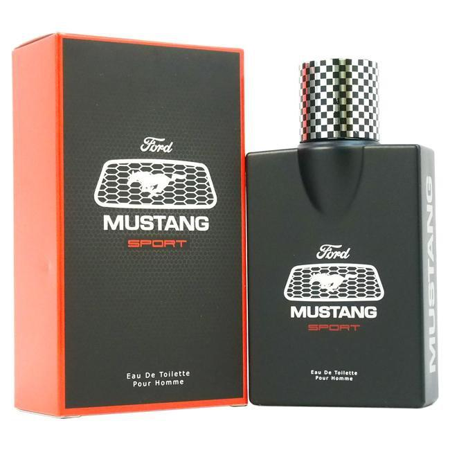 FORD MUSTANG SPORT BY FIRST AMERICAN BRANDS FOR MEN -  Eau De Toilette SPRAY