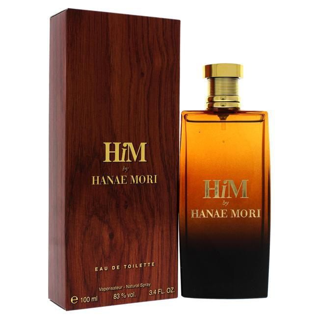 HIM BY HANAE MORI FOR MEN -  Eau De Toilette SPRAY