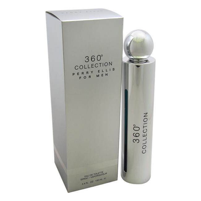 360 COLLECTION BY PERRY ELLIS FOR MEN -  Eau De Toilette SPRAY