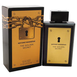 THE GOLDEN SECRET BY ANTONIO BANDERAS FOR MEN -  Eau De Toilette SPRAY