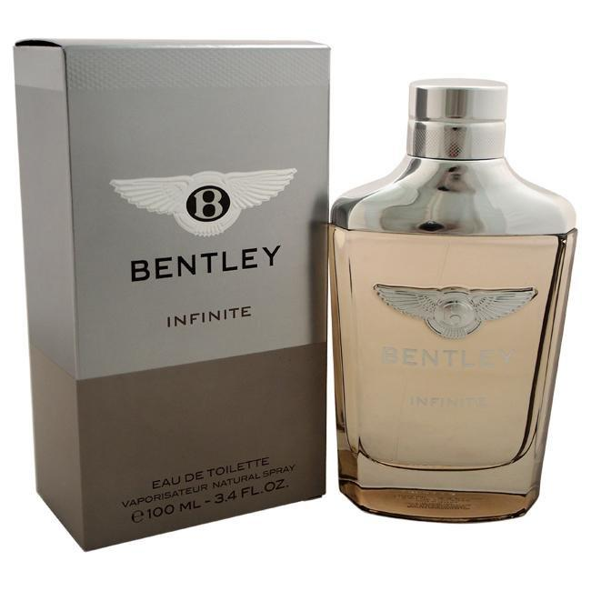 BENTLEY INFINITE BY BENTLEY FOR MEN -  Eau De Toilette SPRAY