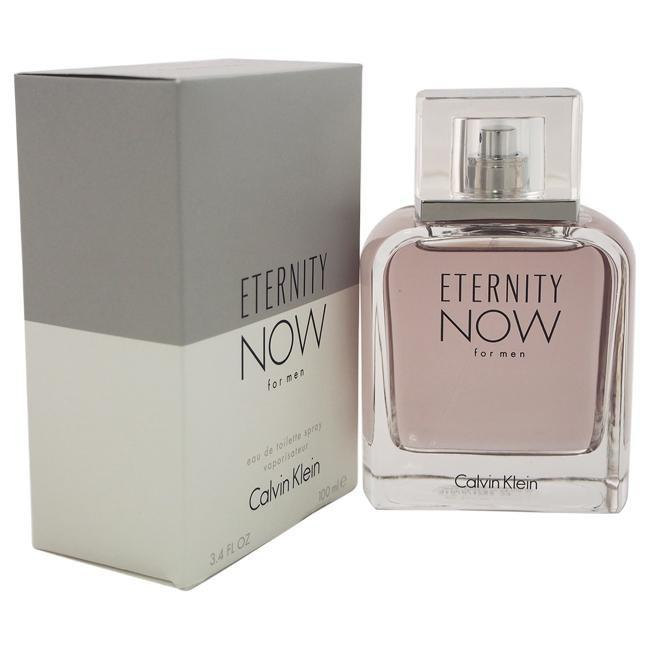 Eternity Now For Men By Calvin Klein Eau De Toilette Spray