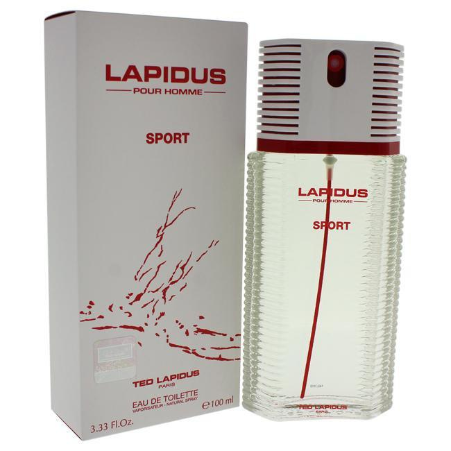 LAPIDUS POUR HOMME SPORT BY TED LAPIDUS FOR MEN -  Eau De Toilette SPRAY