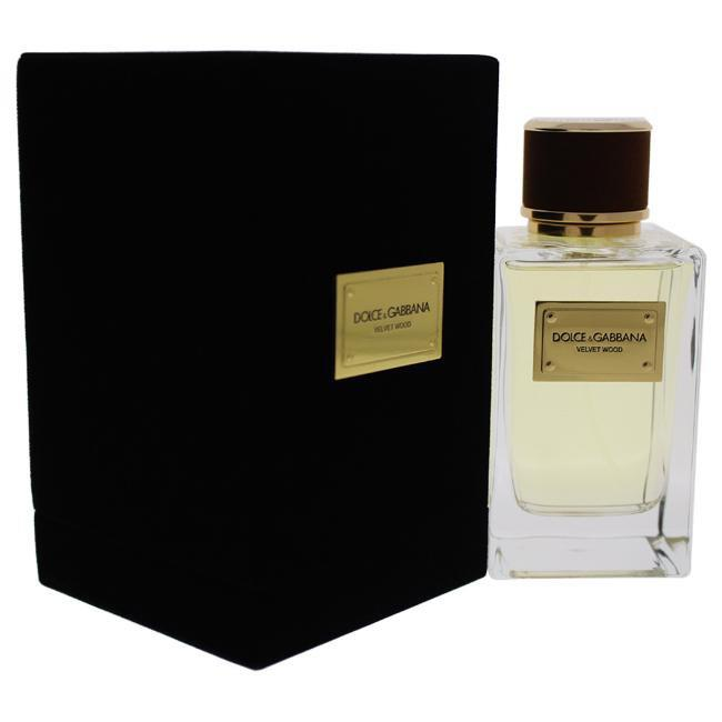 VELVET WOOD BY DOLCE AND GABBANA FOR MEN -  Eau De Parfum SPRAY