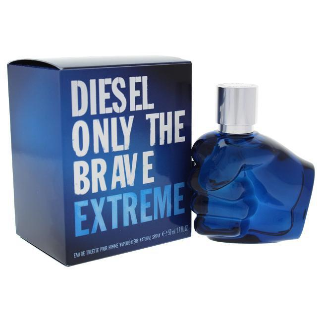 ONLY THE BRAVE EXTREME BY DIESEL FOR MEN -  Eau De Toilette SPRAY