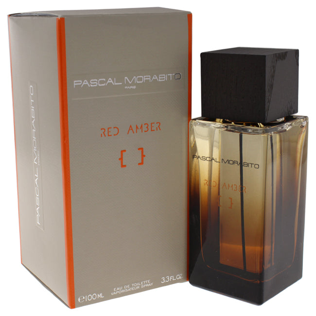 Red Amber by Pascal Morabito for Men - EDT Spray