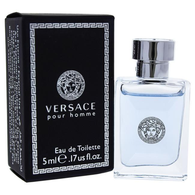 Versace Pour Homme by Versace for Men - EDT Splash (Mini)
