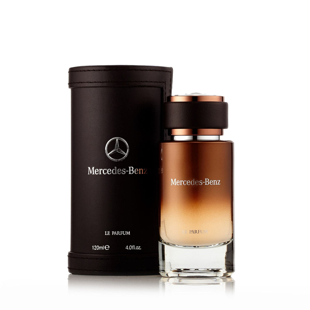 Le Parfum Eau de Parfum Spray for Men by Mercedes-Benz 4.0 oz.