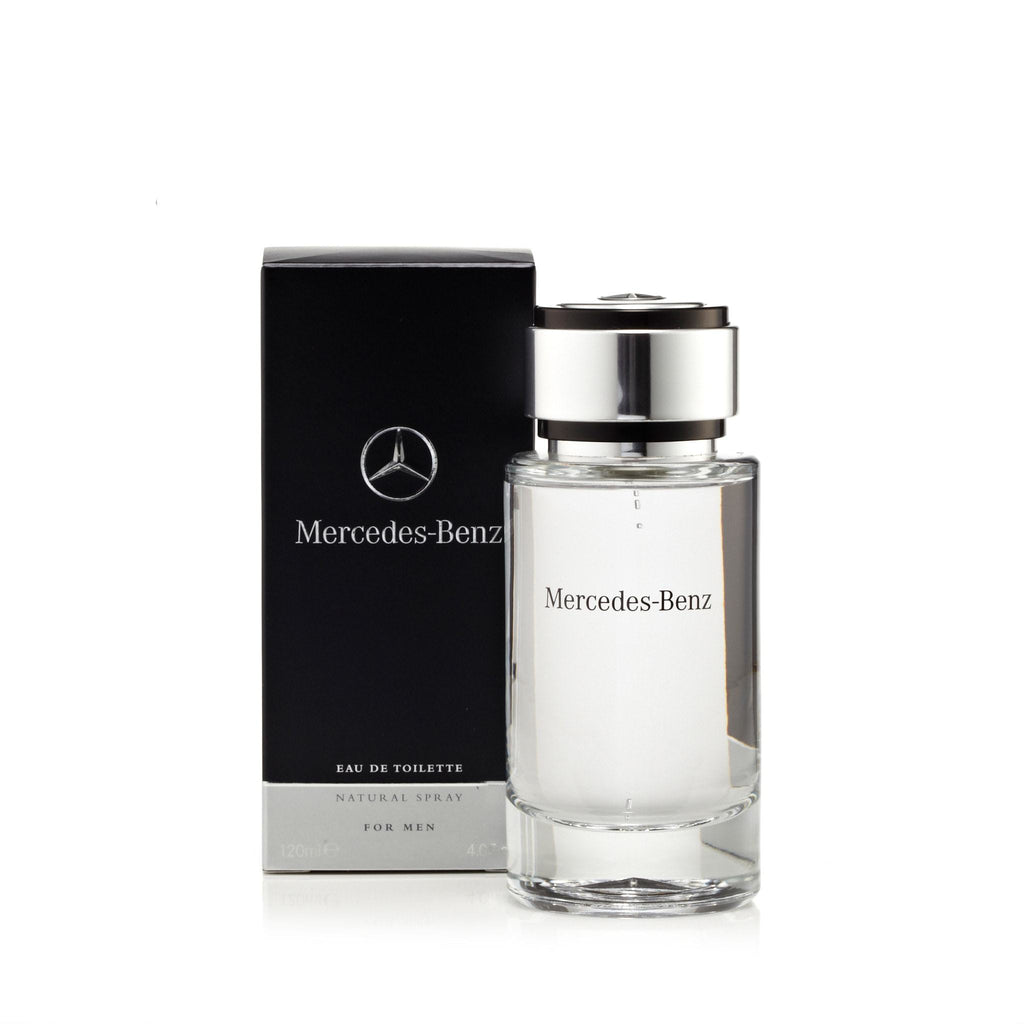 Mercedes-Benz Mercedes Benz Eau de Toilette Mens Spray 4.0 oz.