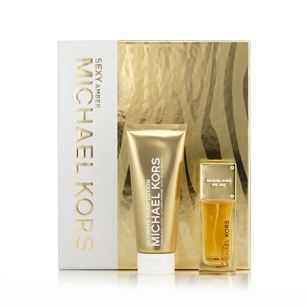 Sexy Amber Gift Set for Women by Michael Kors 1.7 oz.