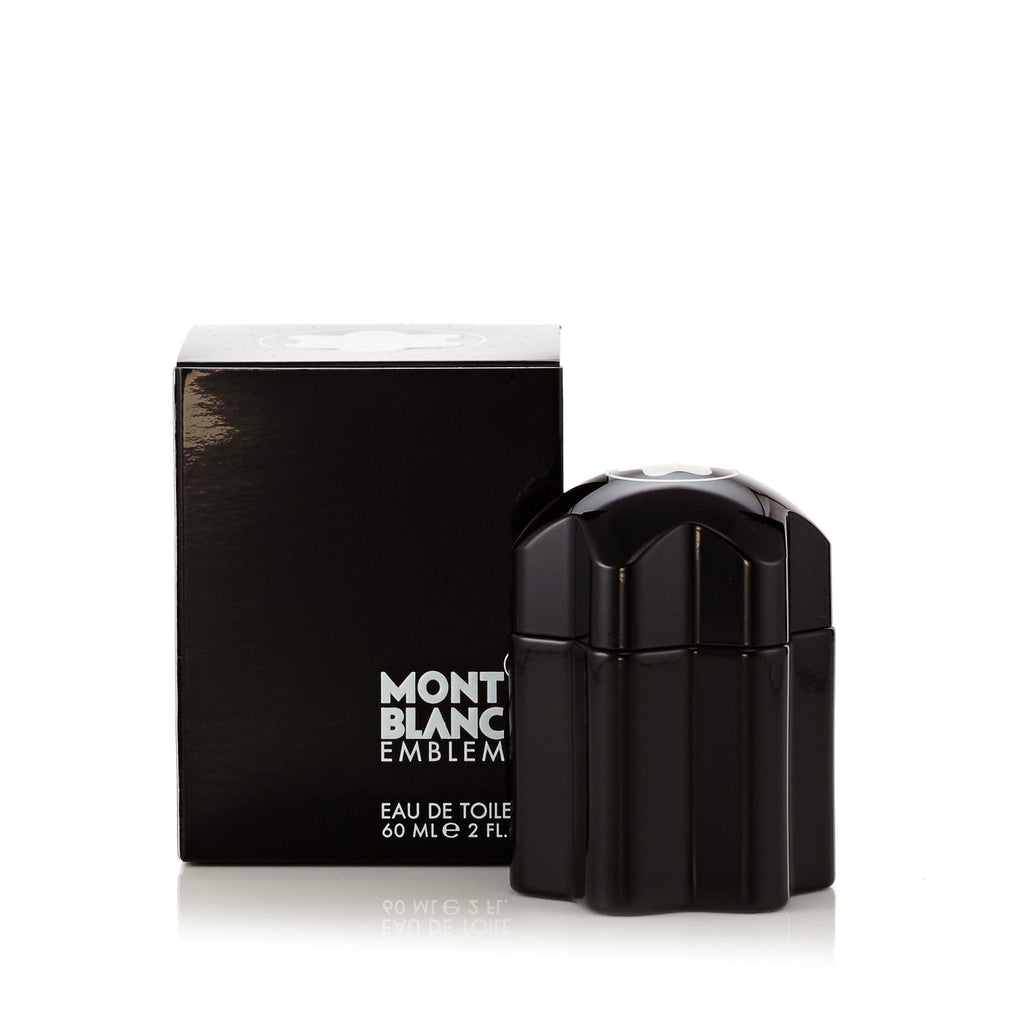 Emblem Eau de Toilette Spray for Men by Montblanc 2.0 oz.