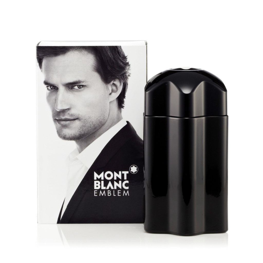 Montblanc Emblem Eau de Toilette Mens Spray 3.4 oz.