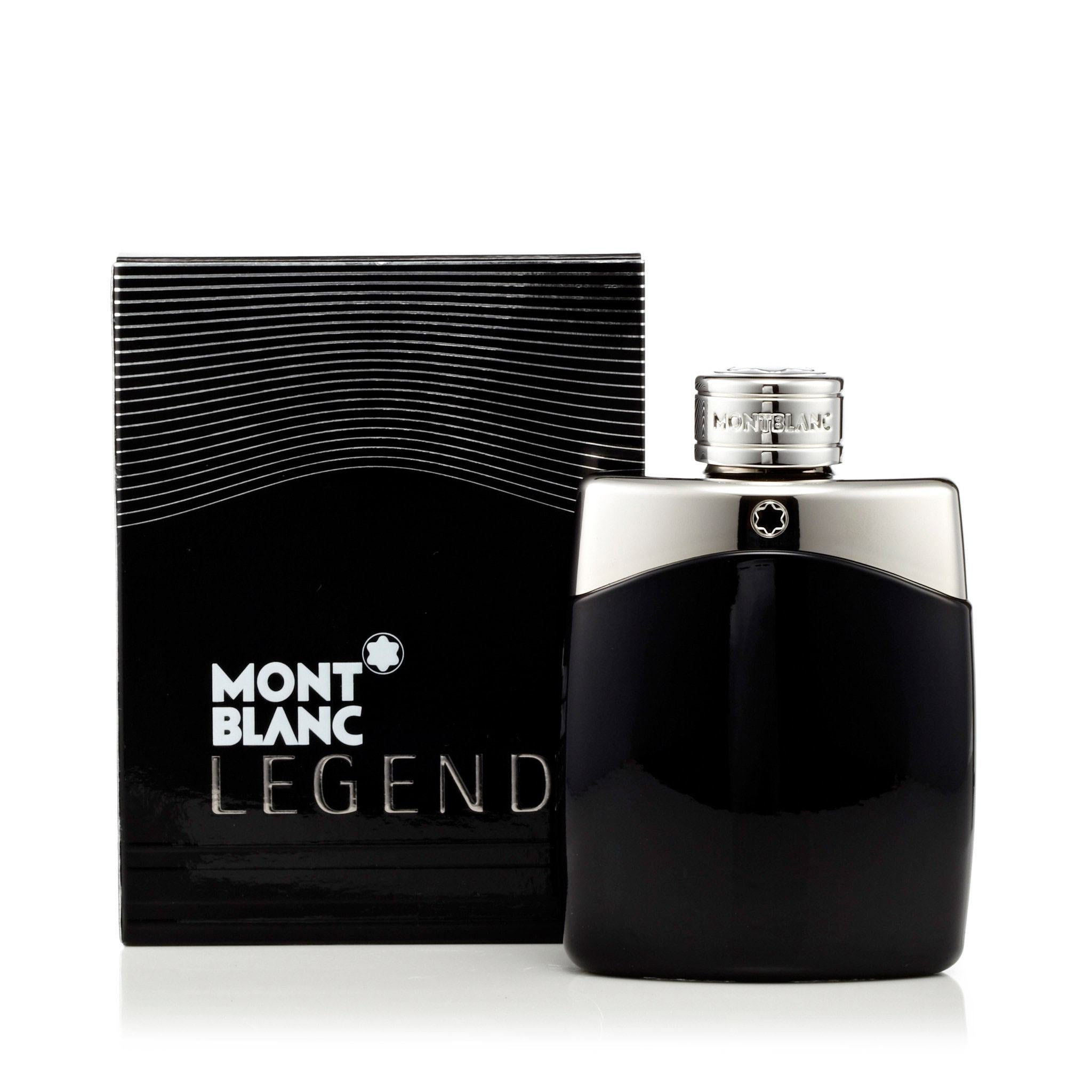 Mont Blanc Legend For Men By Mont Blanc Eau De Toilette Spray Perfumania