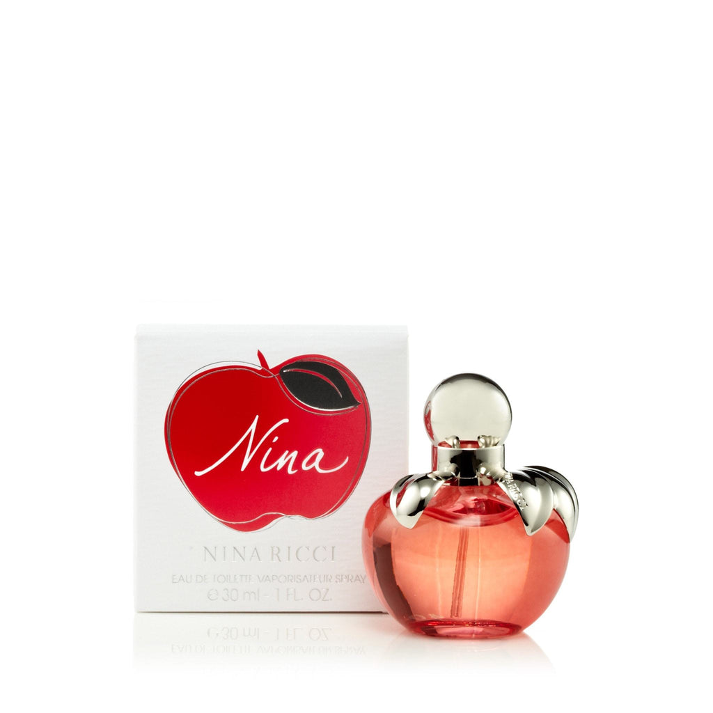 Nina Ricci Nina Eau de Toilette Womens Spray 1.0 oz.