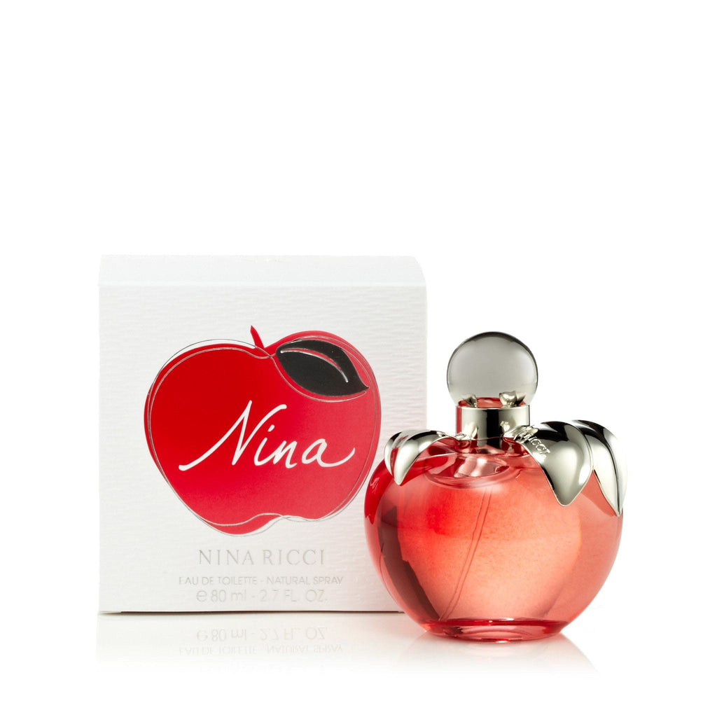 Nina Ricci Nina Eau de Toilette Womens Spray 2.7 oz.
