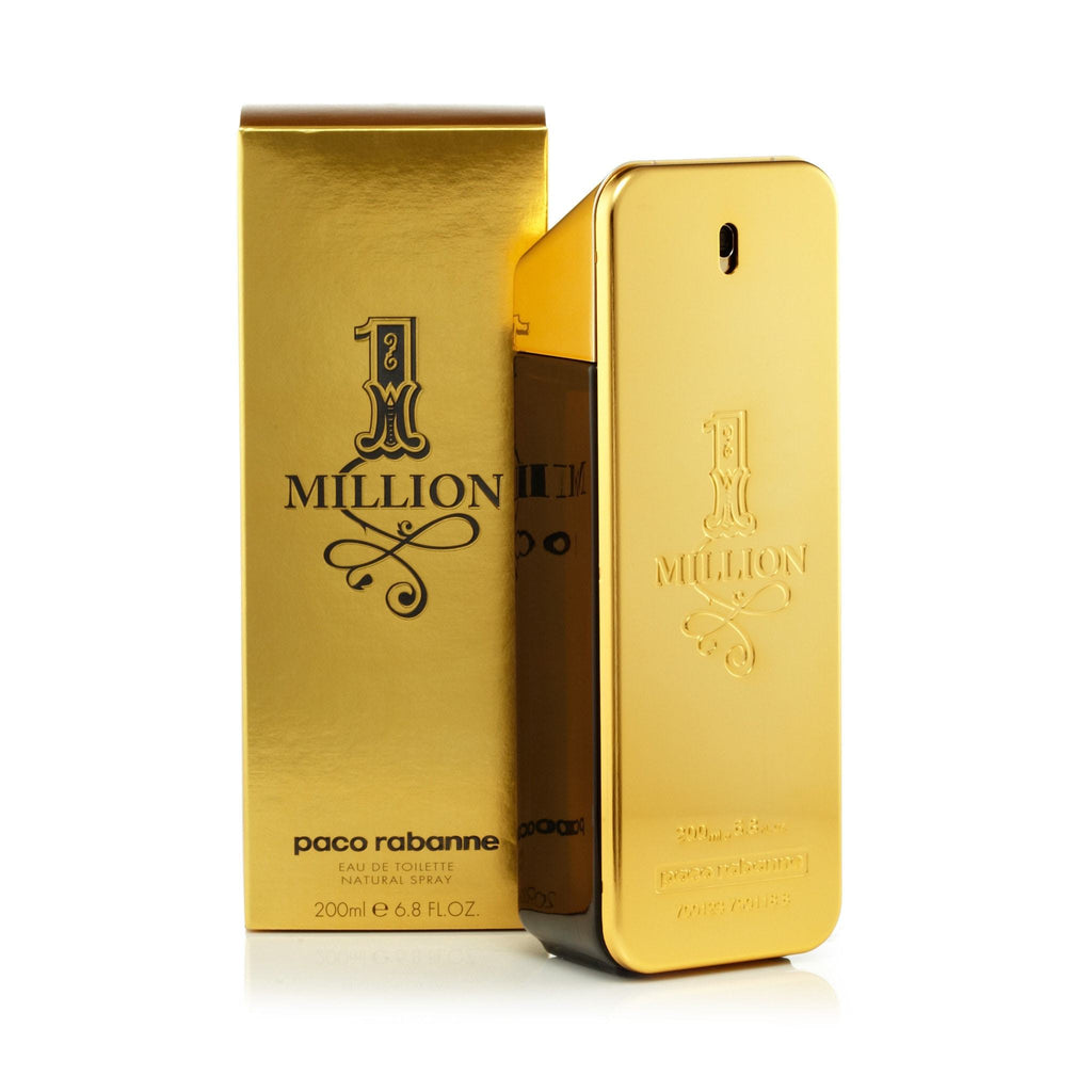 1 Million For Men By Paco Rabanne Eau De Toilette Spray