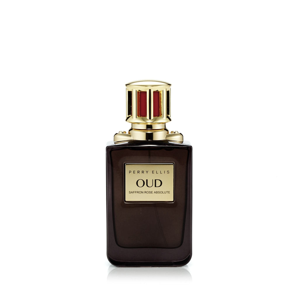 Oud Saffron Rose Absolute Eau de Parfum Spray for Men and Women by Perry Ellis 3.4 oz.