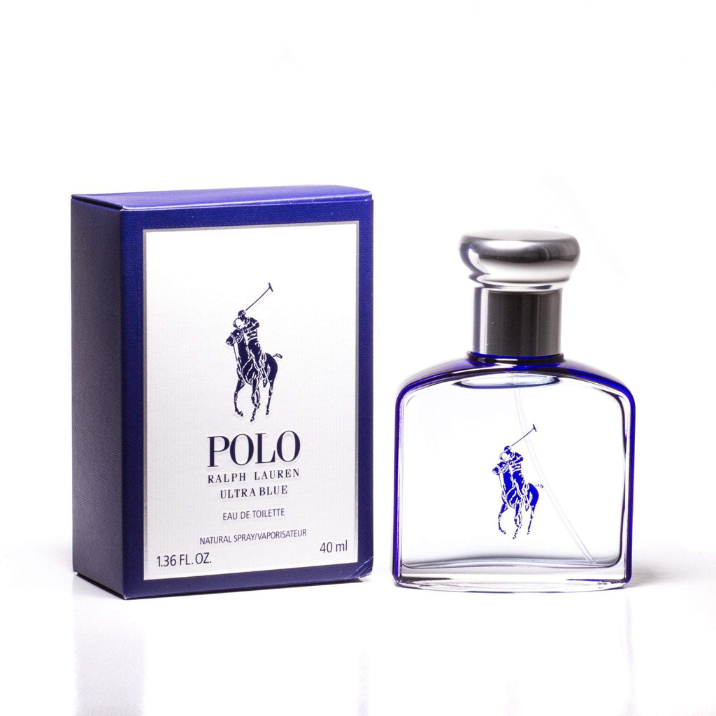 Polo Ultra Blue for Men by Ralph Lauren Eau De Toilette Spray