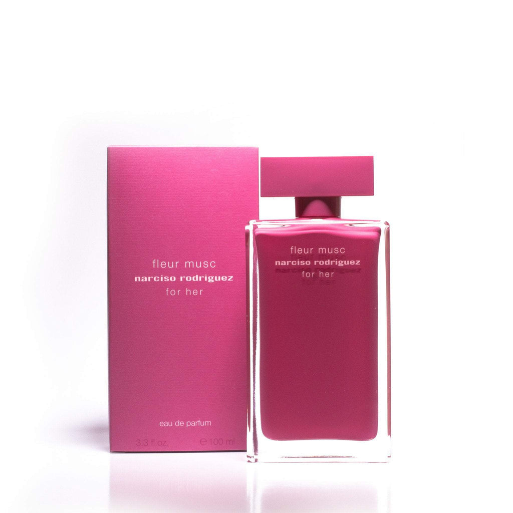 Fleur Musc Eau de Parfum Spray for Women by Narciso Rodriguez 3.3 oz.