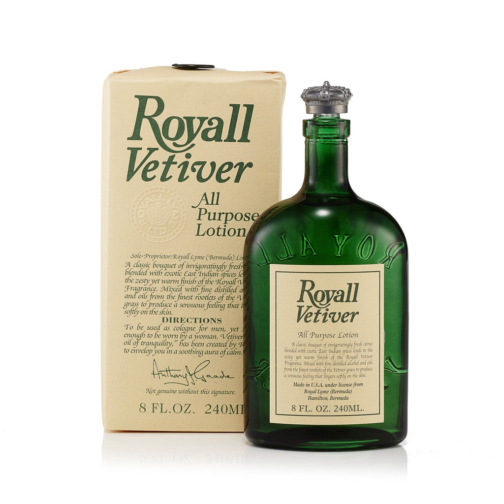 Royall Vetiver Cologne for Men by Royall Fragrances 8.0 oz.
