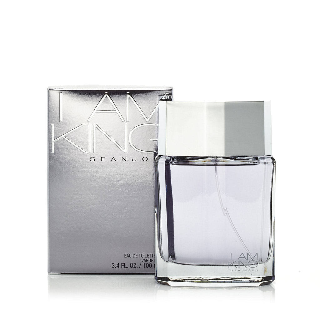 I Am King Eau de Toilette Spray for Men by Sean John 3.4 oz.