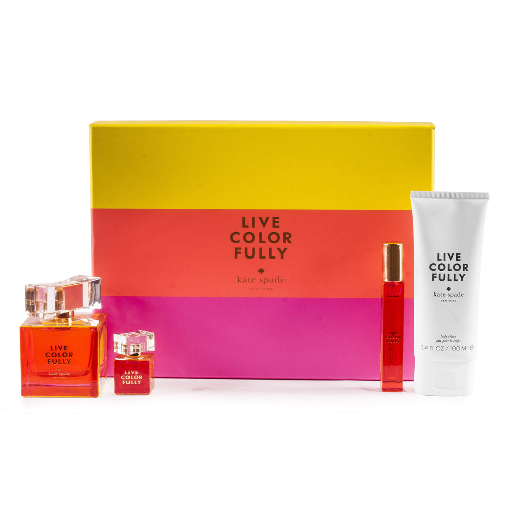 Live Colorfully Set for Women by Kate Spade 3.4 oz.