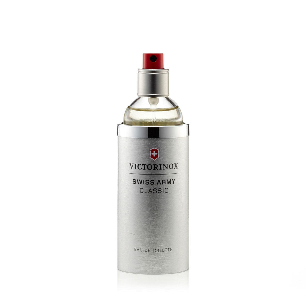 Victorinox Swiss Army Eau de Toilette Mens Spray 3.4 oz. Tester