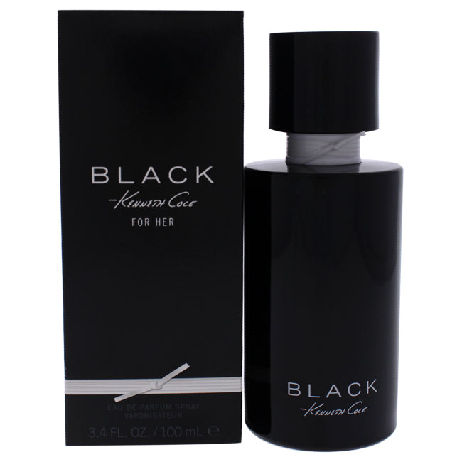 Kenneth Cole Black by Kenneth Cole for Women -  Eau De Parfum Spray