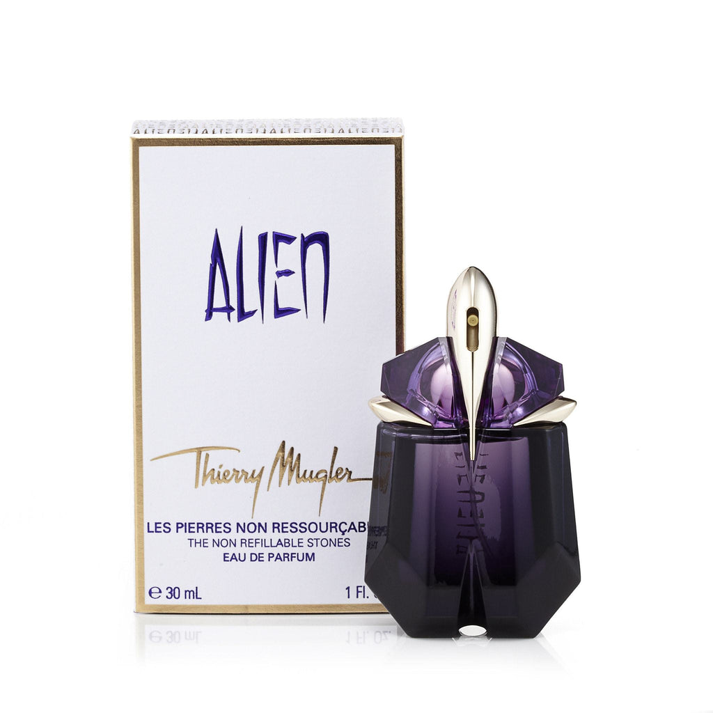 Thierry Mugler Alien Non Refillable Eau de Parfum Womens Spray 1.0 oz. Non Refillable