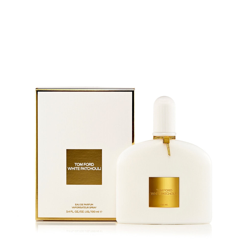 White Patchouli Eau de Parfum Spray for Women and Men by Tom Ford 3.4 oz.