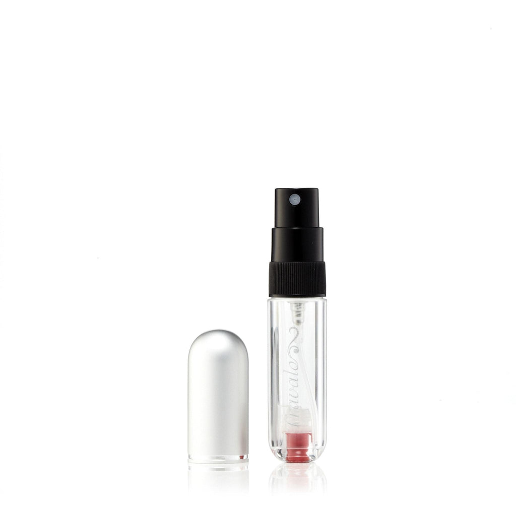 Travalo Refillable Fragrance Spray Atomizer Pure Atomizer Unisex Accessories Silver