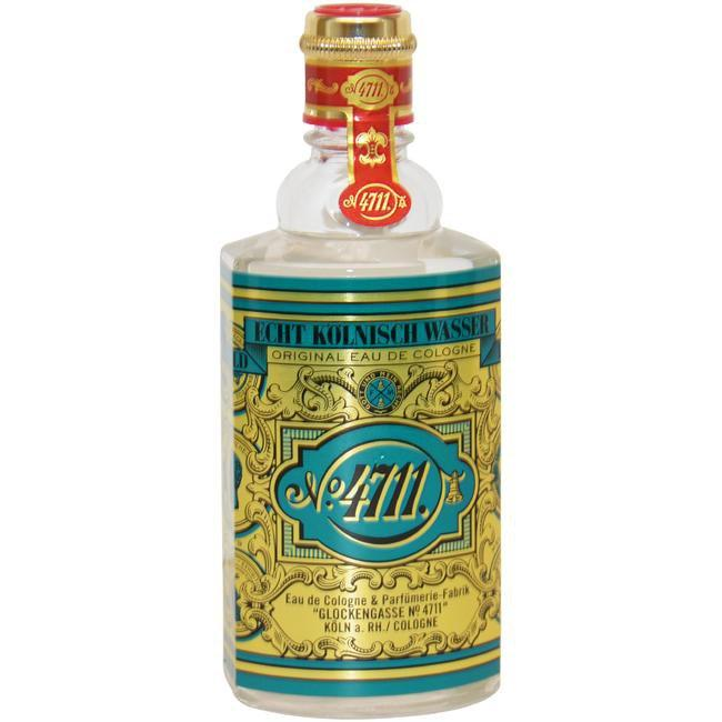 4711 BY MUELHENS FOR UNISEX -  Eau De Cologne SPLASH