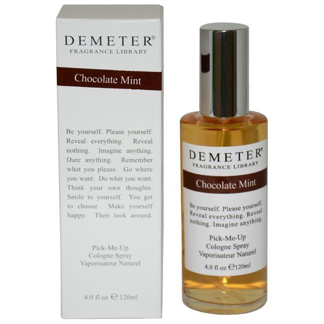 CHOCOLATE MINT BY DEMETER FOR UNISEX -  COLOGNE SPRAY