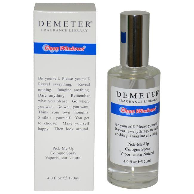 CLEAN WINDOWS BY DEMETER FOR UNISEX -  COLOGNE SPRAY