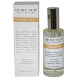 Coriander Tea by Demeter for Unisex -  Cologne Spray