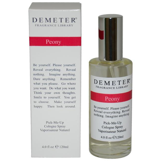 PEONY BY DEMETER FOR UNISEX -  COLOGNE SPRAY